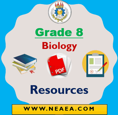 Ethiopian Grade 8 Biology TextBook [PDF] Download for teachers and students