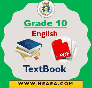 Grade 10 English TextBook PDF