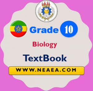 Ethiopian Grade 10 Biology Students Textbook-PDF