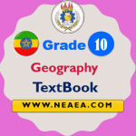 Ethiopian Grade 10 Geography Student Textbook