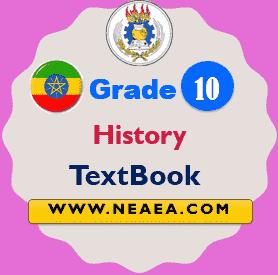 Ethiopian Grade 10 History Student Textbook