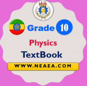 Ethiopian Grade 10 Physics Student Textbook [PDF]