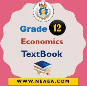 Ethiopian Grade 12 Economics Student Textbook PDF