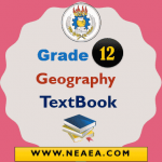 Ethiopian Grade 12 Geography Student Textbook PDF