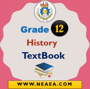 Ethiopian Grade 12 History Students Textbook -PDF
