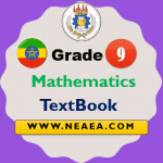 Ethiopian Grade 9 Mathematics Student Textbook