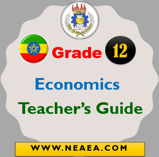 Ethiopian Grade 12 Economics Teacher Guide PDF