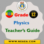 Ethiopian Grade 12 Physics Teacher Guide PDF