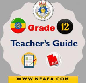 Ethiopian Grade 12 Teacher's Guide PDF